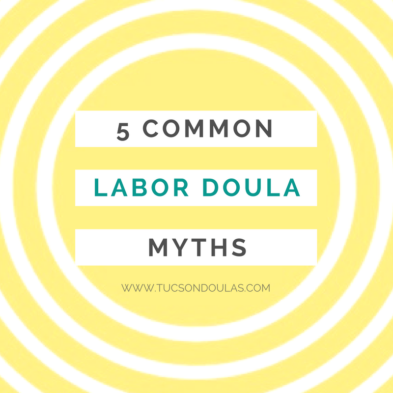 Debunking 5 Common Doula Myths