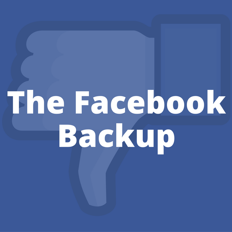 The Facebook Backup
