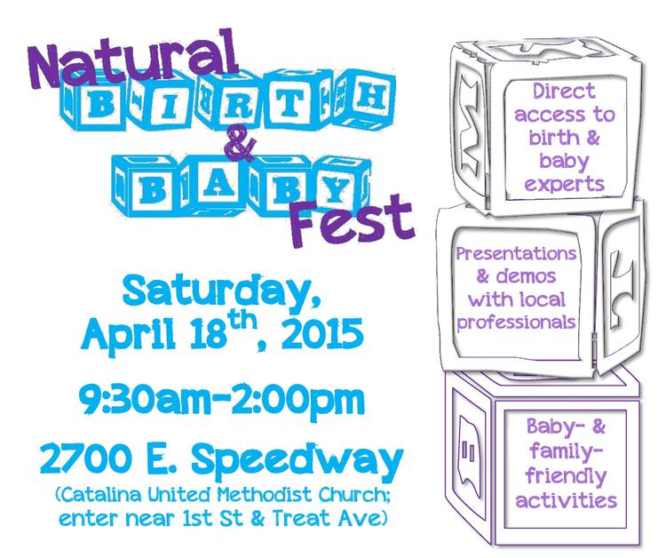 Tucson's First Natural Birth & Baby Fest