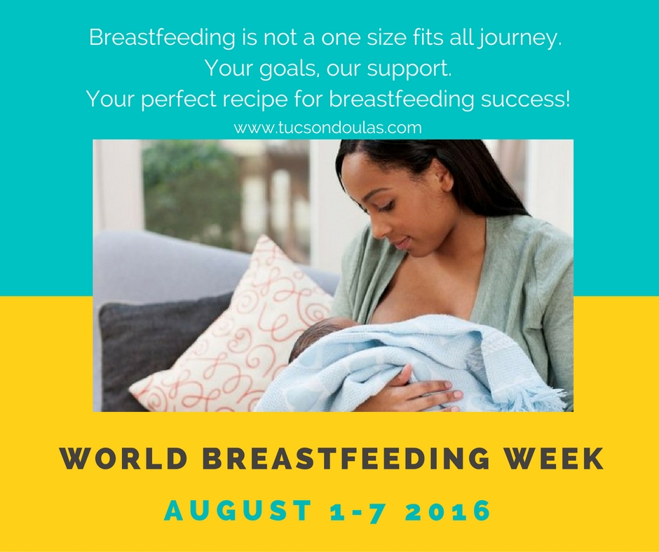 World Breastfeeding Week 2016