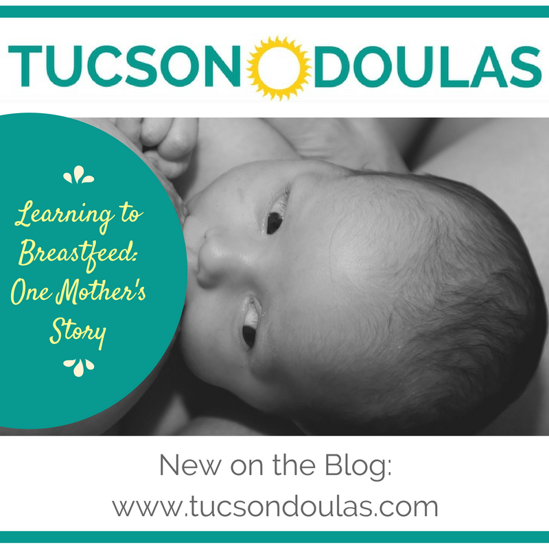 Learning to Breastfeed