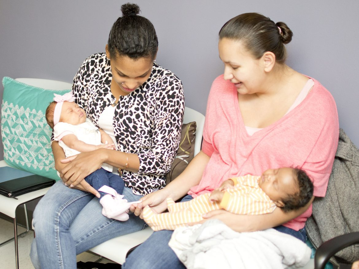 CenteringParenting Comes to El Rio Birth Center