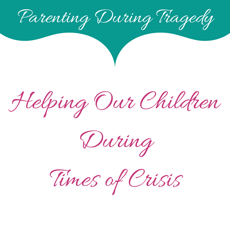 Helping Kids During Crisis