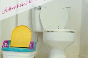 Adventures in Potty Training – Doulaing the Doo Doo