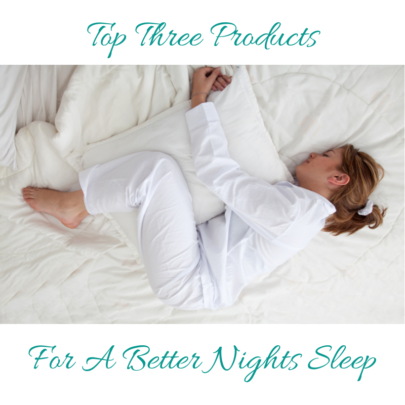 A Doula's Top 3 Products For A Better Nights Sleep